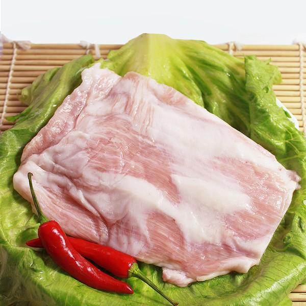 【那魯灣】台灣-松阪豬肉6包(190g以上/包)