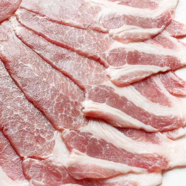 【那魯灣】台灣肩胛梅花豬肉切片  5包(300g/包)