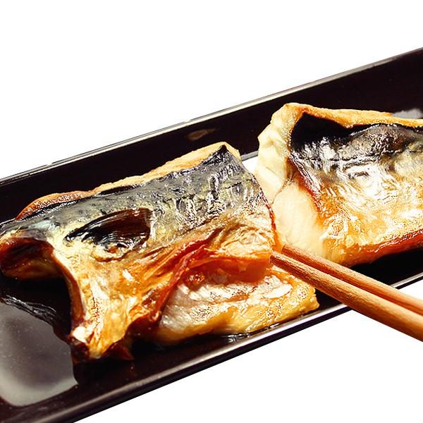 02【幸福小胖】挪威薄鹽鯖魚 6包(210g/包)