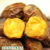 【那魯灣】嚴選冰烤地瓜3包(5斤/包)含運