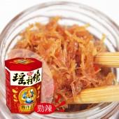 03【幸福小胖】海洋王宮瑤柱燒 24罐/一箱(辣味/120g/罐)