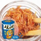 04【幸福小胖】海洋王宮瑤柱燒 3罐(原味/120g/罐)