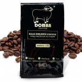 【幸福小胖】巴里島小綿羊黃金咖啡公豆 2包 (半磅/包)