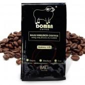 【幸福小胖】巴里島小綿羊黃金咖啡公豆 5包 (半磅/包)