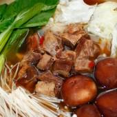 【那魯灣】養生牛肉(牛腩)鍋 2盒(1.2kg/內含肉300g/盒)