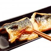 04【幸福小胖】挪威薄鹽鯖魚 一箱19包 (210g/包)